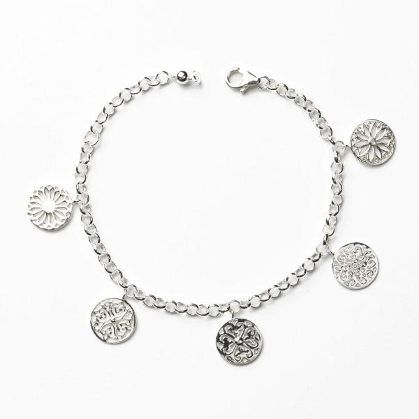 Southern Gates Charm Bracelet B306