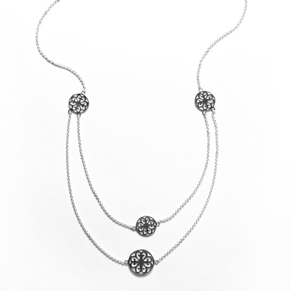 Southern Gates® Two-Tier Inspiration Necklace, C220