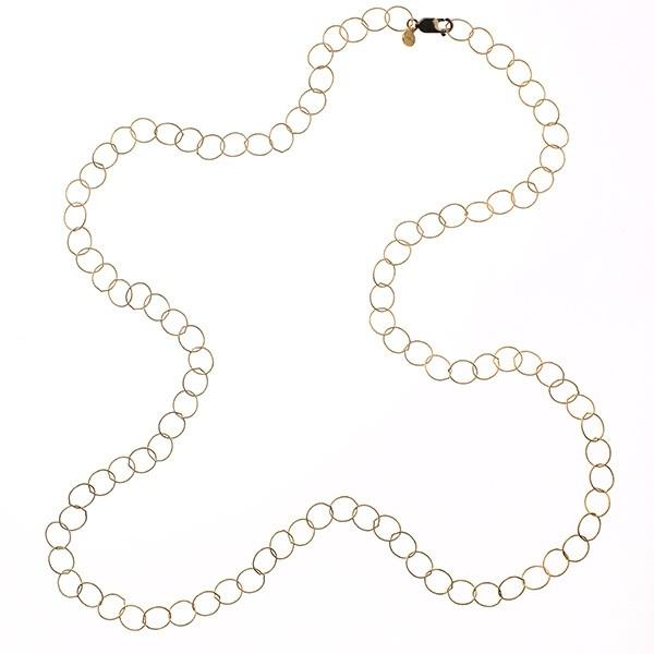 "CARGO® Textured Cable 36"" Necklace (CARGO101GF)"