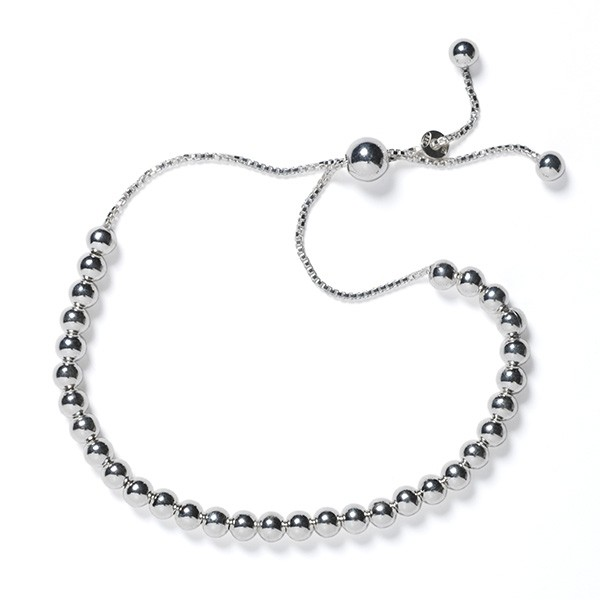 CARGO™ Adjustable Beaded SS Bracelet (KAR585)
