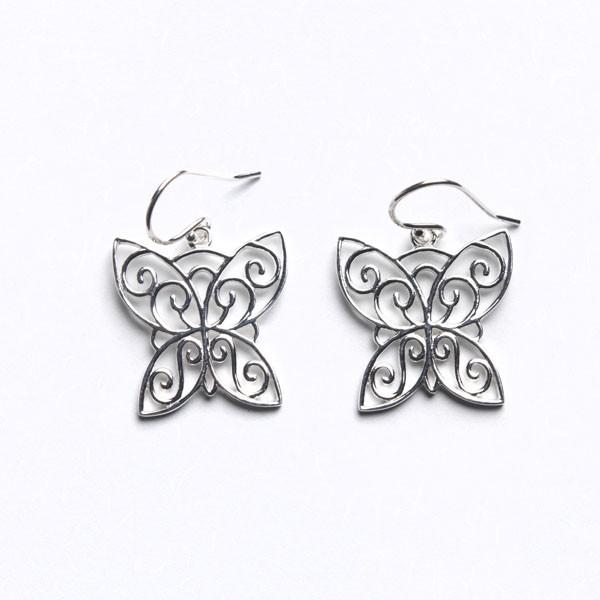 Southern Gates Butterfly Earrings