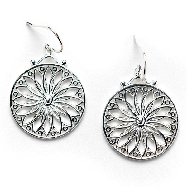 Southern Gates Collection Sunburst Earrings