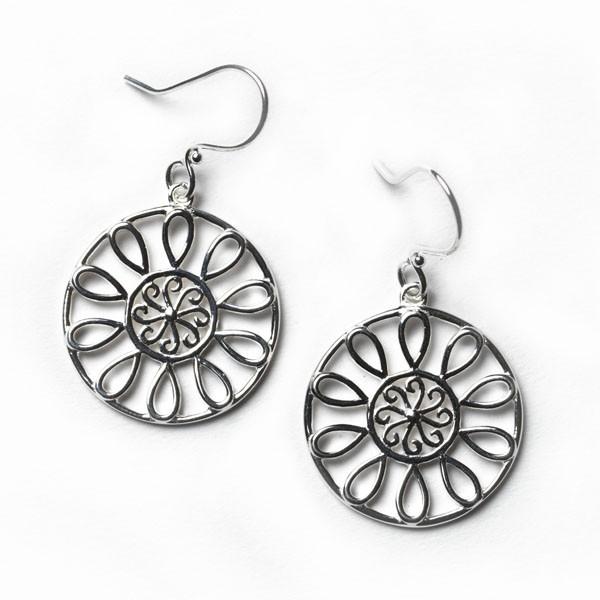 Southern Gates® Open Spiral Earrings, E520