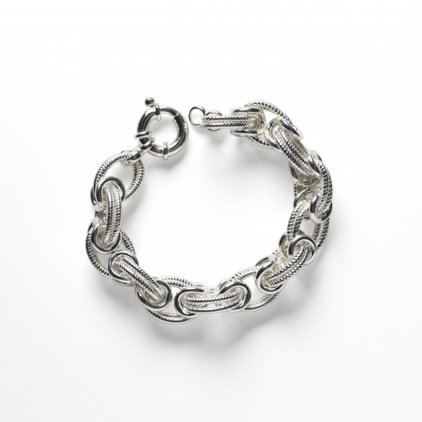 CARGO™ Fancy Large Birdcage Bracelet, 8.5 in 562 gauge KAR576