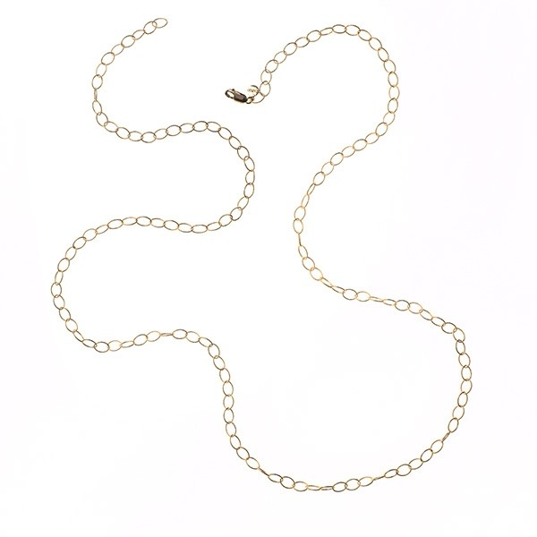 "CARGO® Textured Oval 36"" Necklace (MS101GF)"
