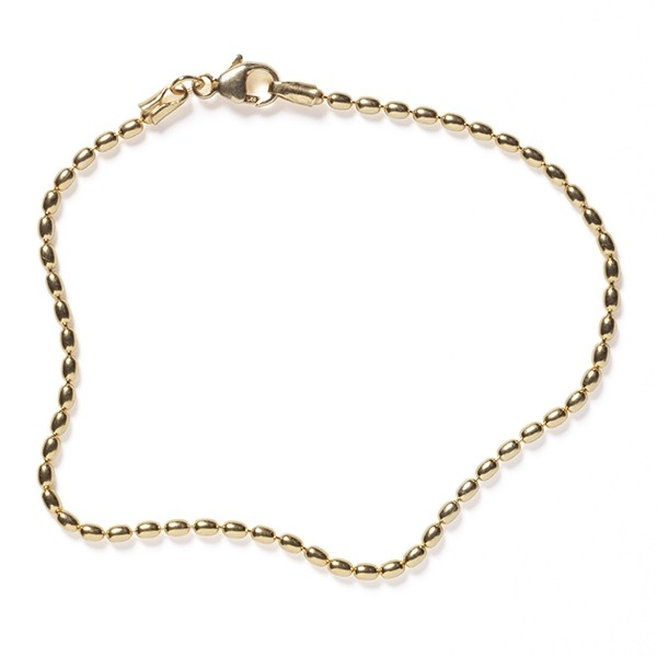 CARGO Gold Fille Rice Bead Bracelet (NATRB18)