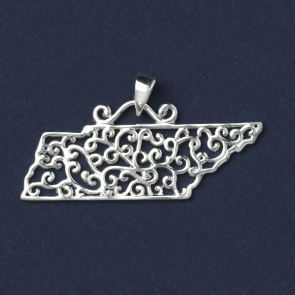 Southern Gates® Tennessee Pendant, P944