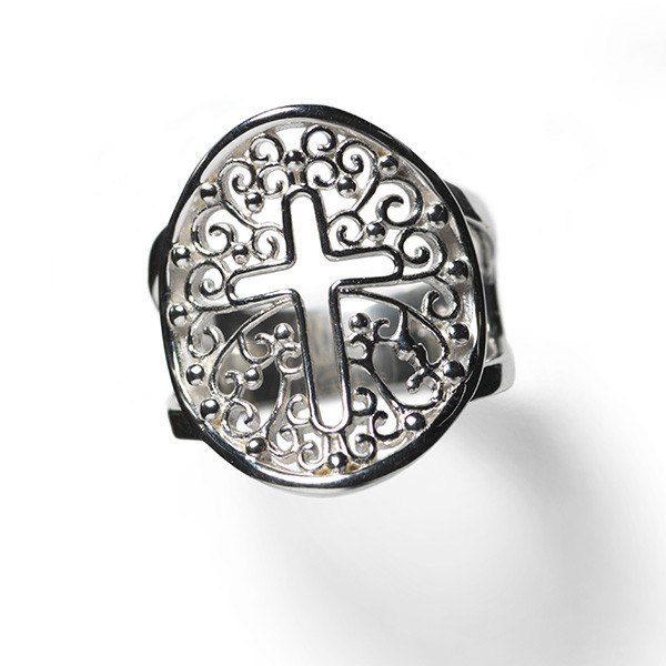 Southern Gates Open Cross Ring (R170)