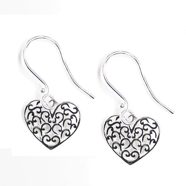 Southern Gates Sweetheart Earrings (E603)