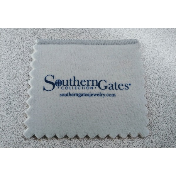 Southern Gates® 3x4 Grey Polishing Cloth
