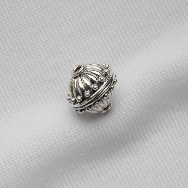 Bead, fluted pattern 14mm (DERBD125)