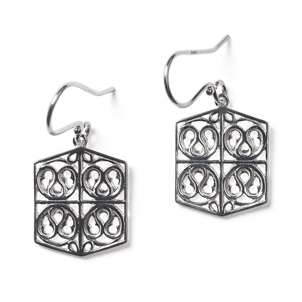 Biltmore® Trefoil Earrings