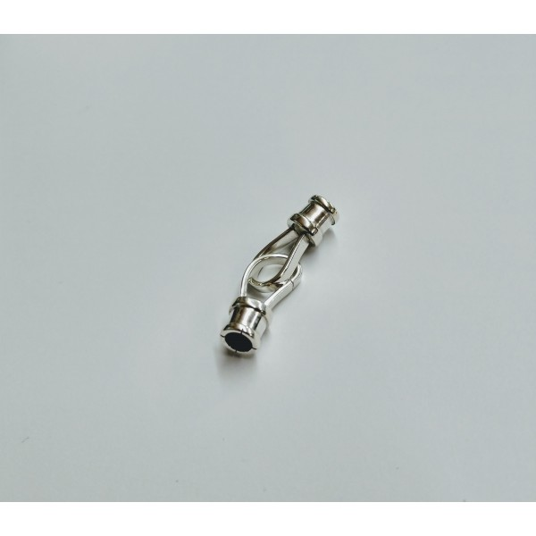 Hook Clasps 4mm (Available in Multiple Finishes)