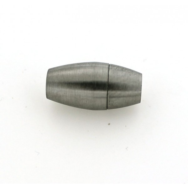 4mm Round Matte Magnetic Clasp