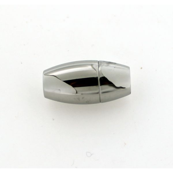 4mm Round Polished Magnetic Clasp