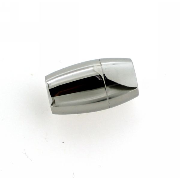 6mm Round Polished Magnetic Clasp