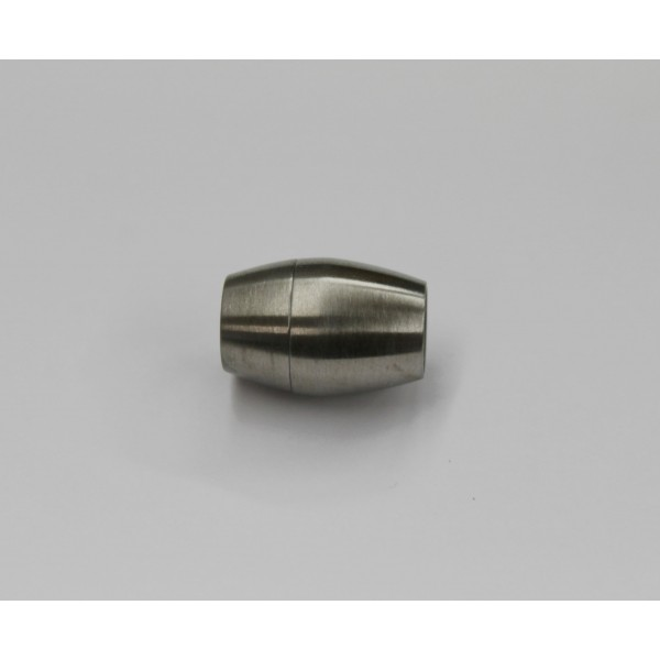 8mm Bullet Magnetic Clasp - Matte Finish