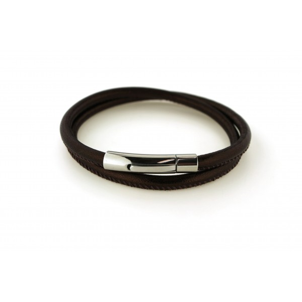 SULLIVAN LEATHER BRACELET