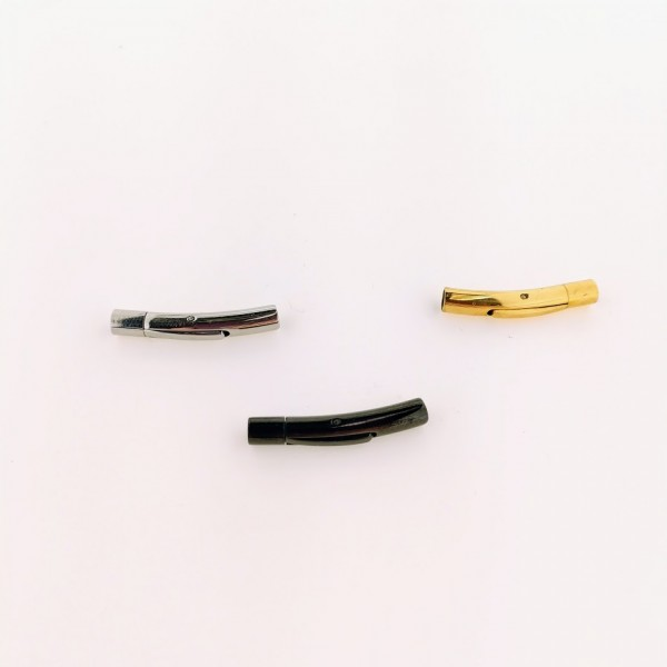 3mm Bayonet Clasp (Available in Multiple Finishes)