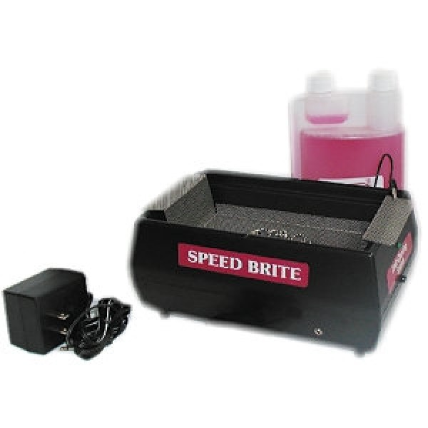 Speed Brite 309 Turbo Ionic Cleaning System