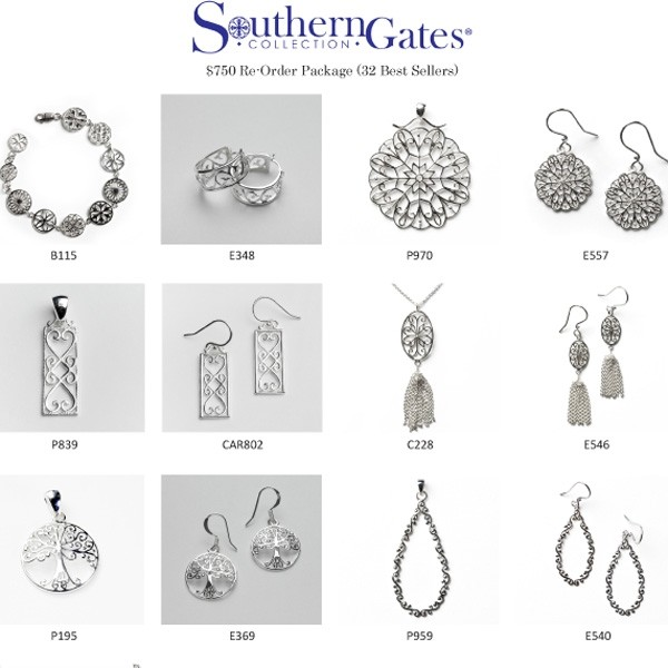 Southern Gates $750 Package