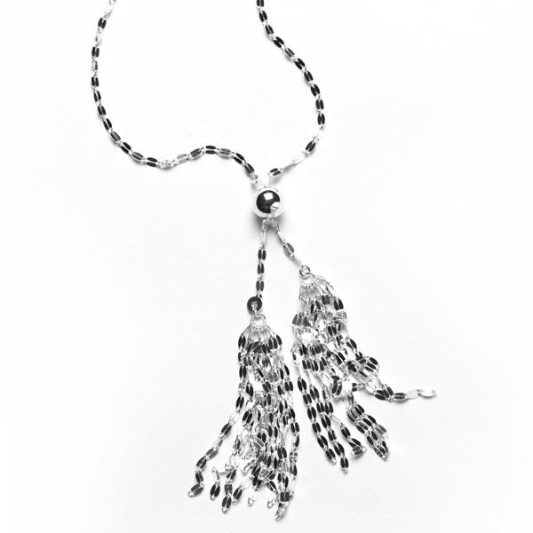 CARGO® Tassel Lariat Necklace with smart bead KAR542