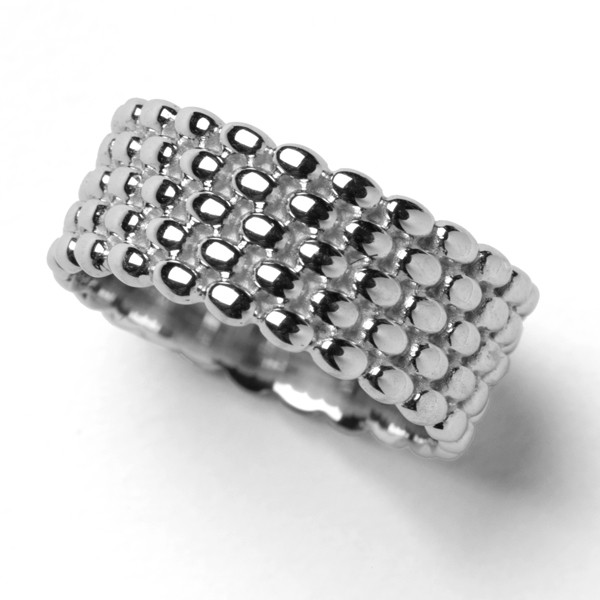 CARGO® 5-Stack Rice Bead Ring R162