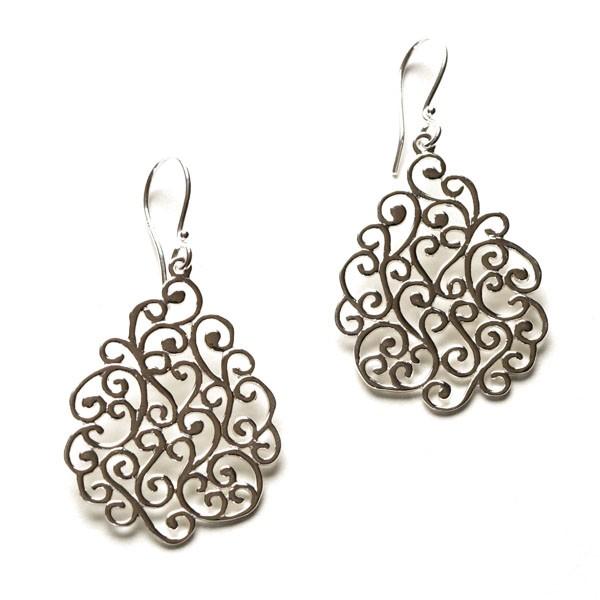 Southern Gates Swirl Earrings