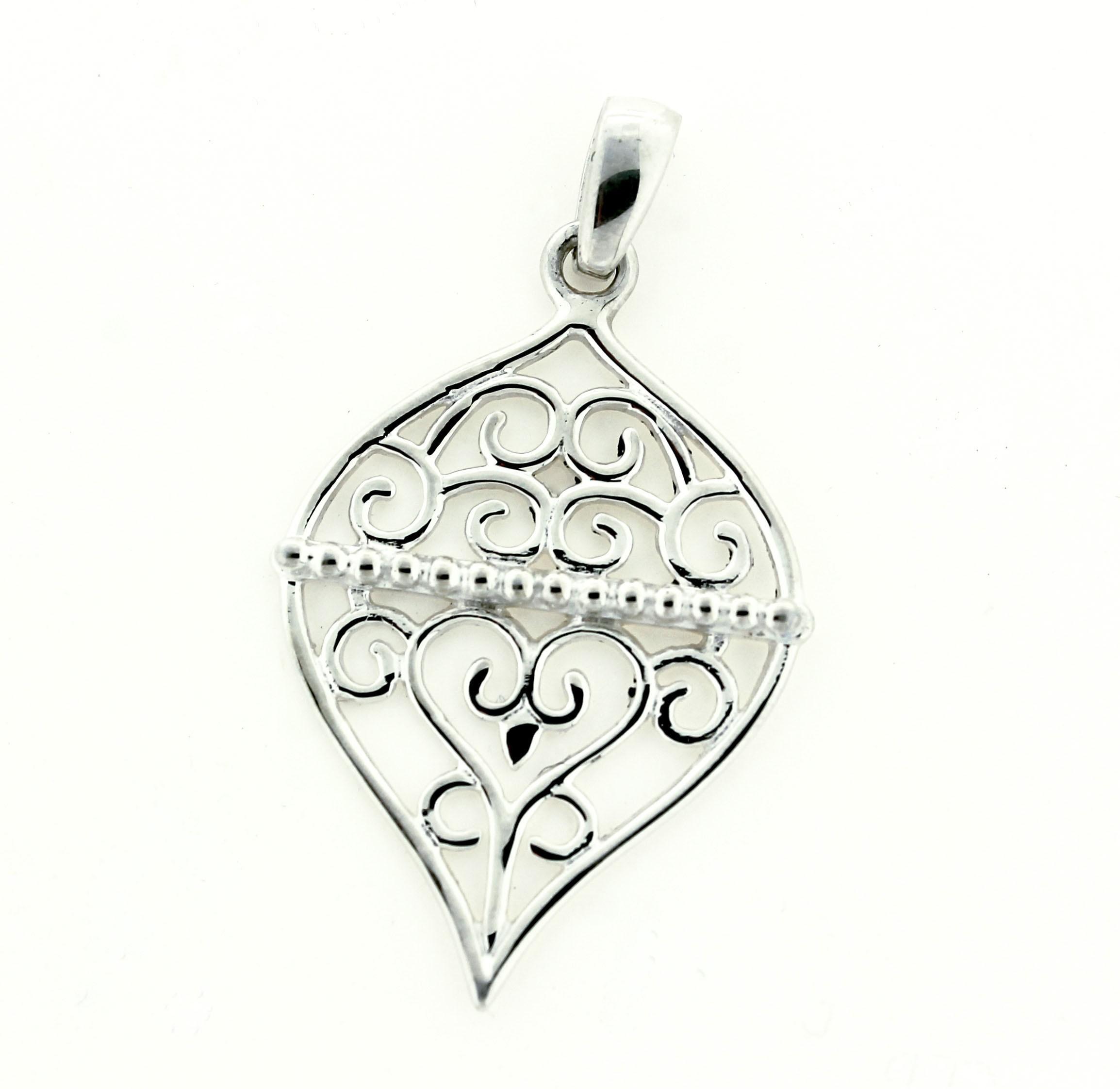 Southern Gates® Filigree Ornament Pendant