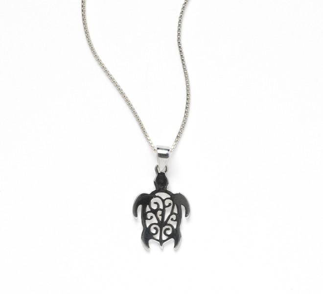 Southern Gates® Harbor Series Sea Turtle Necklace (RHN P107)