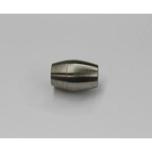 8mm Bullet Magnetic Clasp - Matte Finish