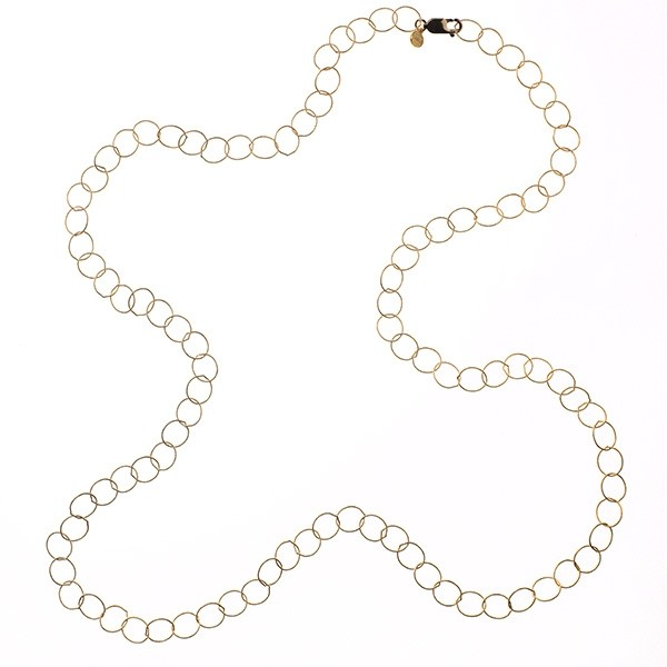 "CARGO® Textured Cable 36"" Necklace (CARGO101GF)"
