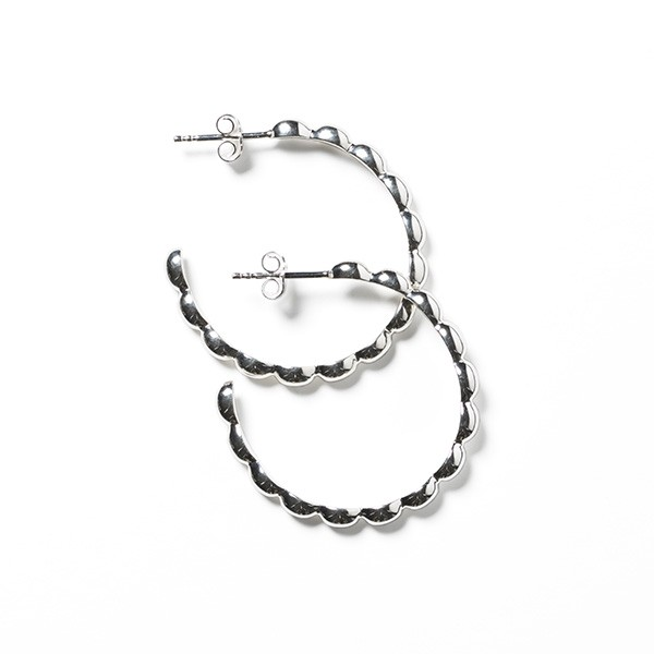 CARGO® Medium Rice Bead Hoops (30mm, E578)