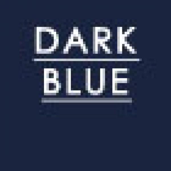 Dark Blue Leather