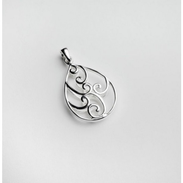 Southern Gates Double-Sided Pendant