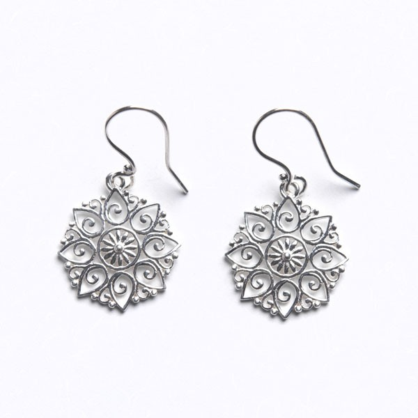 Southern Gates Dahlia Earrings