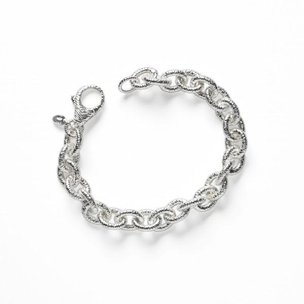 CARGO™ Fancy Textured Link Bracelet, 7.5 in KAR570