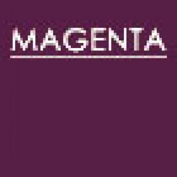 Magenta Leather