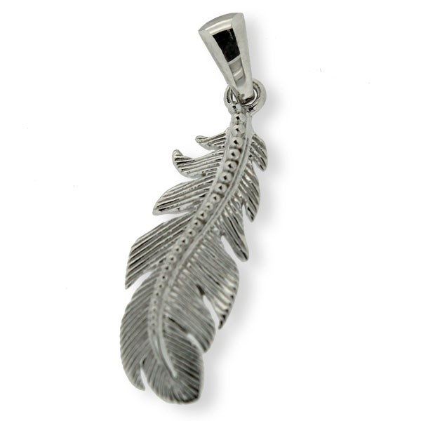 Southern Gates Feather Pendant