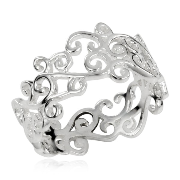 Southern Gates Courtyard Scroll Ring (R155)
