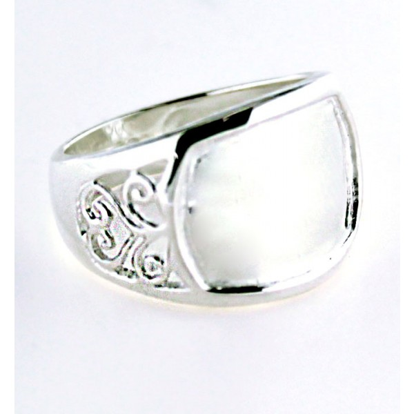 Southern Gates Classic Engravable Ring