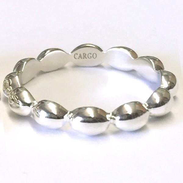 CARGO® Stacking Rice Bead Ring