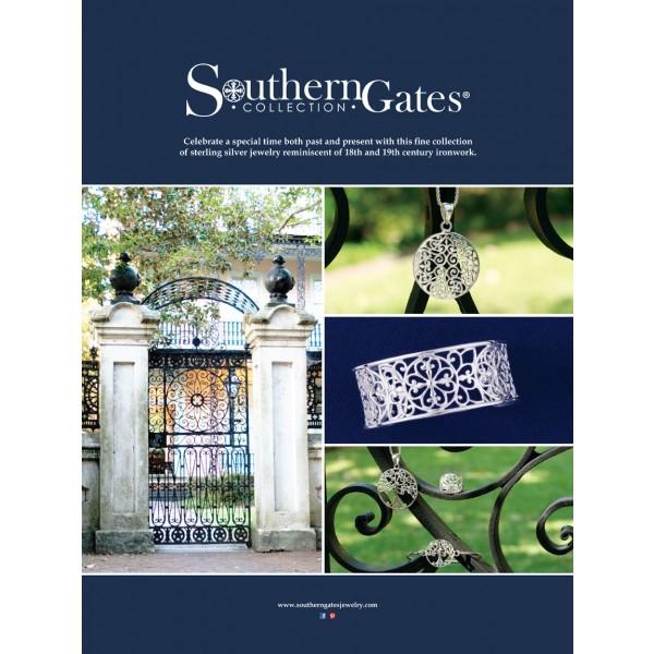 Southern Gates 18x24 Poster