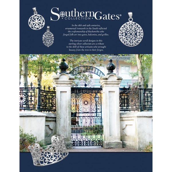 Southern Gates Counter Card
