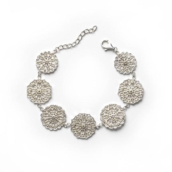 Southern Gates Marigold Link Bracelet (B310)