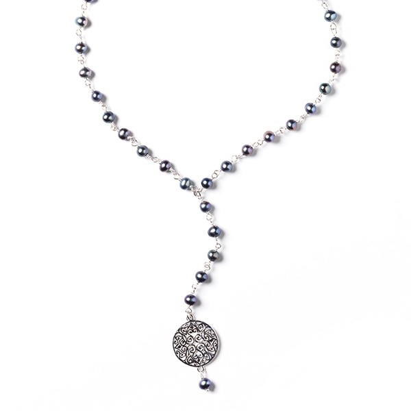 Southern Gates® Classic Handmade Pearl Lariat