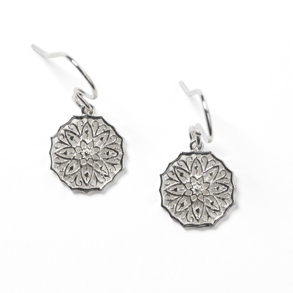 Southern Gates® Morning Glory Earrings