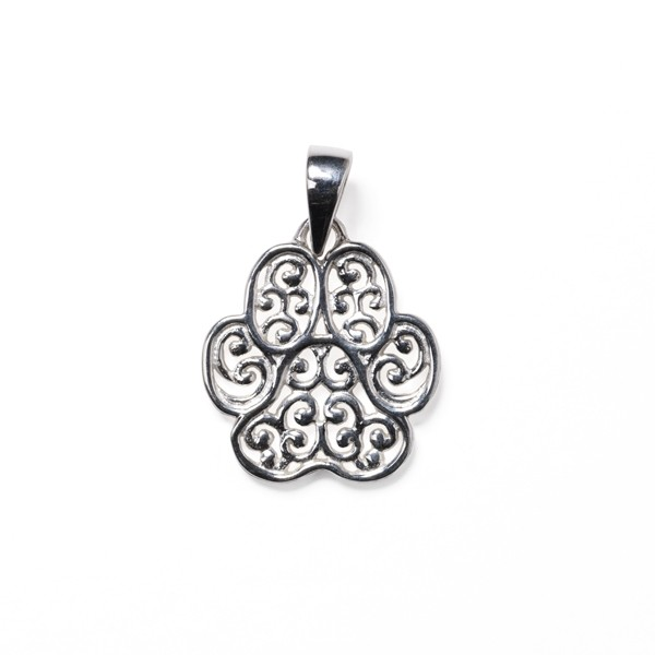 "Southern Gates® ""Lucy"" Paw Pendant"