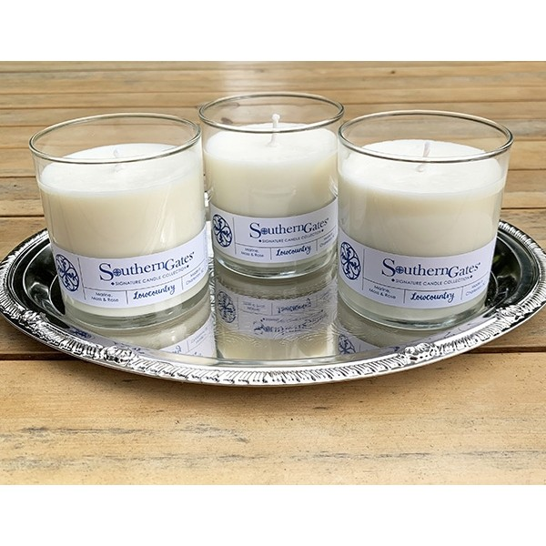 Southern Gates Lowcountry Candle Set