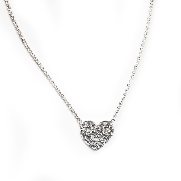 Southern Gates Sweetheart Necklace (C242)